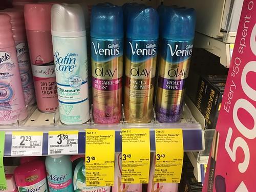 Venus & Olay Shave Gel Money Maker
