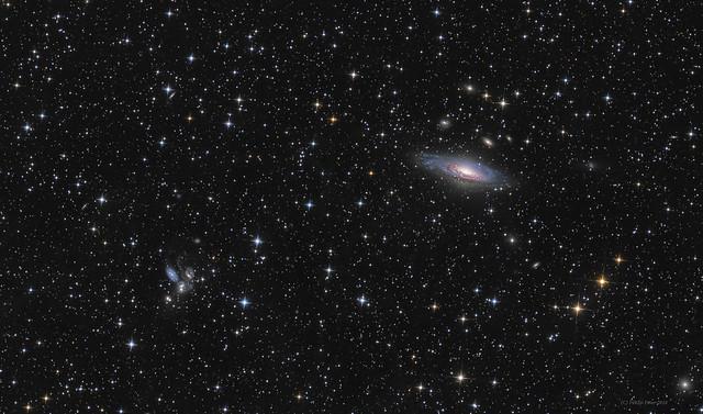 VCSE - Mai kép - NGC 7331