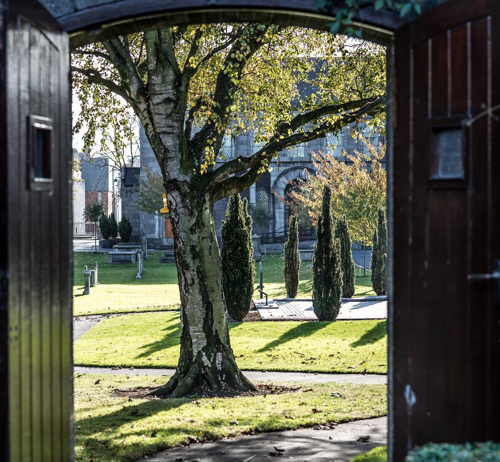 Irish United Nations Veterans Association [House And Memorial Garden]-122986