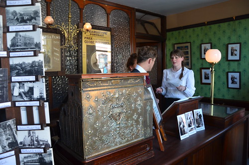 Beamish Museum chemist photographer Aug 16 (6)