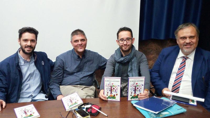 Enrico Salvaggio, Alessandro Russo, Salvatore Emanuele e Vincenzo La Corte