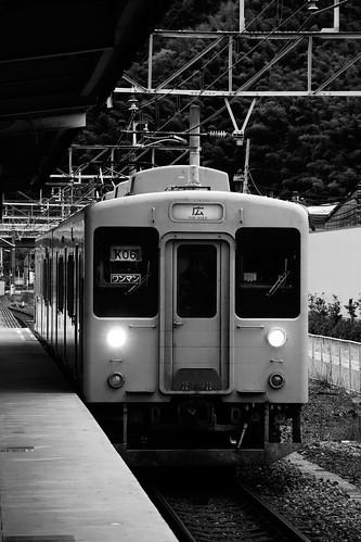 Takehara Station on NOV 23, 2016 (4)