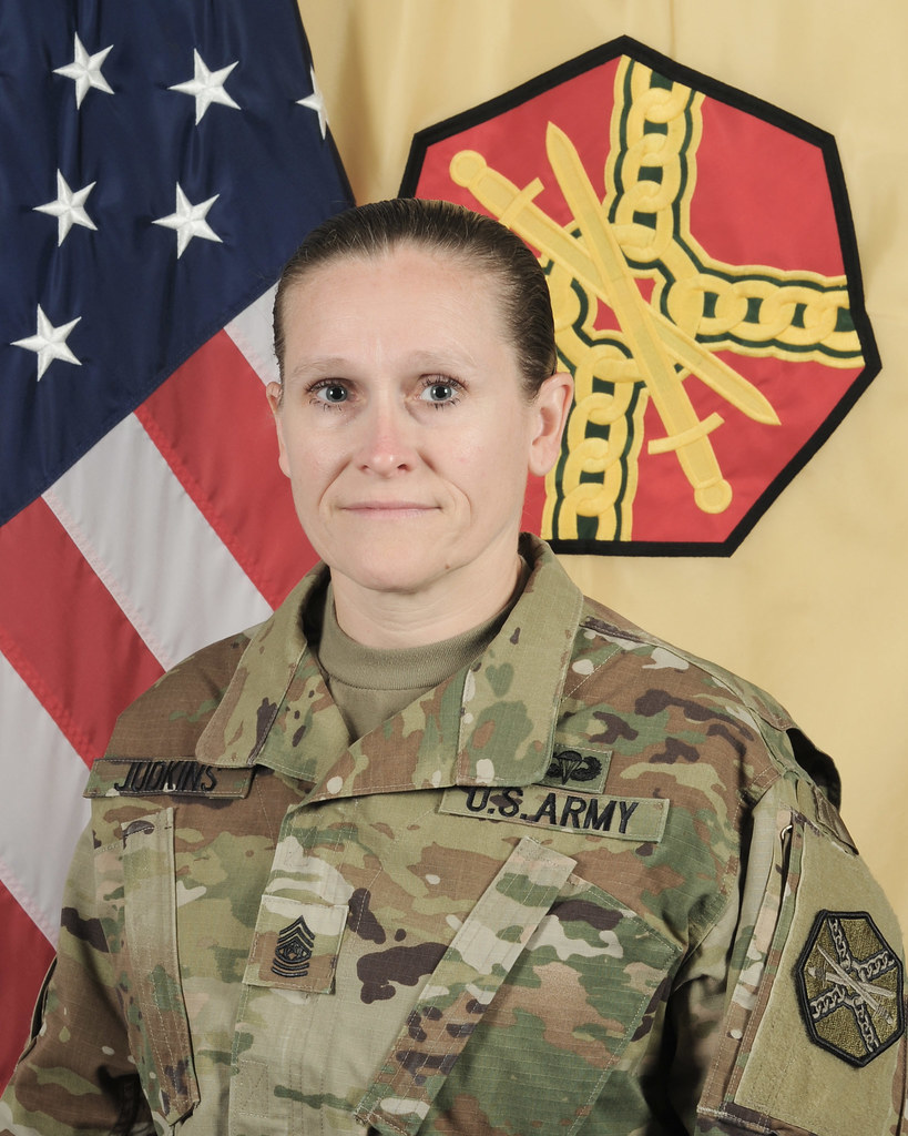 Csm Melissa A Judkins Imcom Command Sergeant Major Flickr
