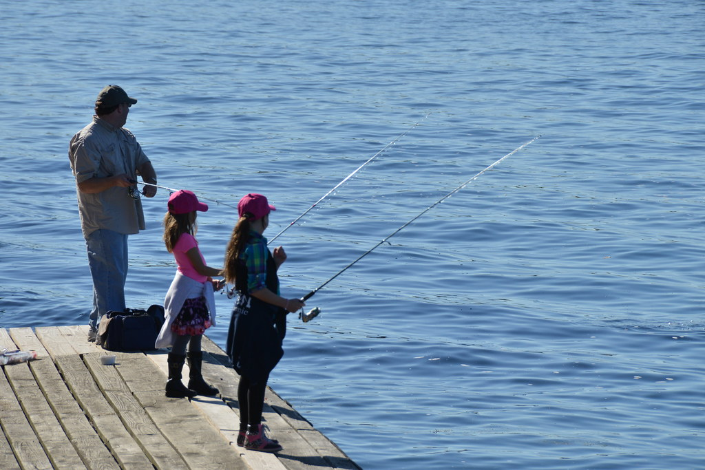 Fishing For Perch Along The St Lawrence River Clayton Ny