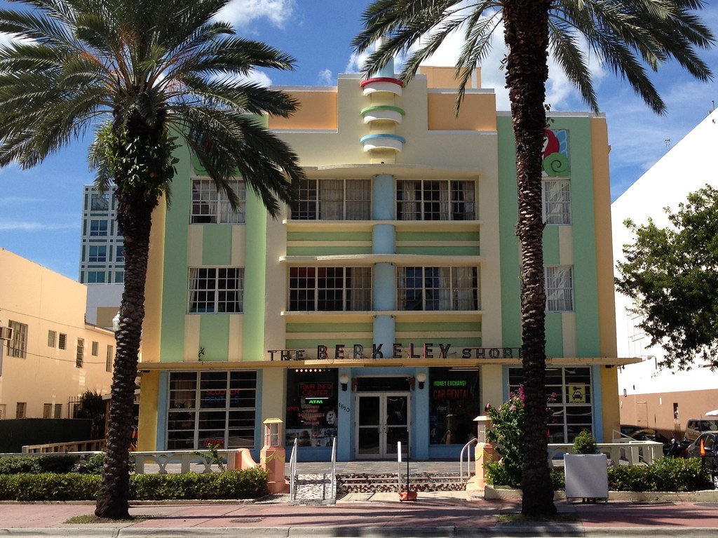 Berkeley Hotel South Beach
