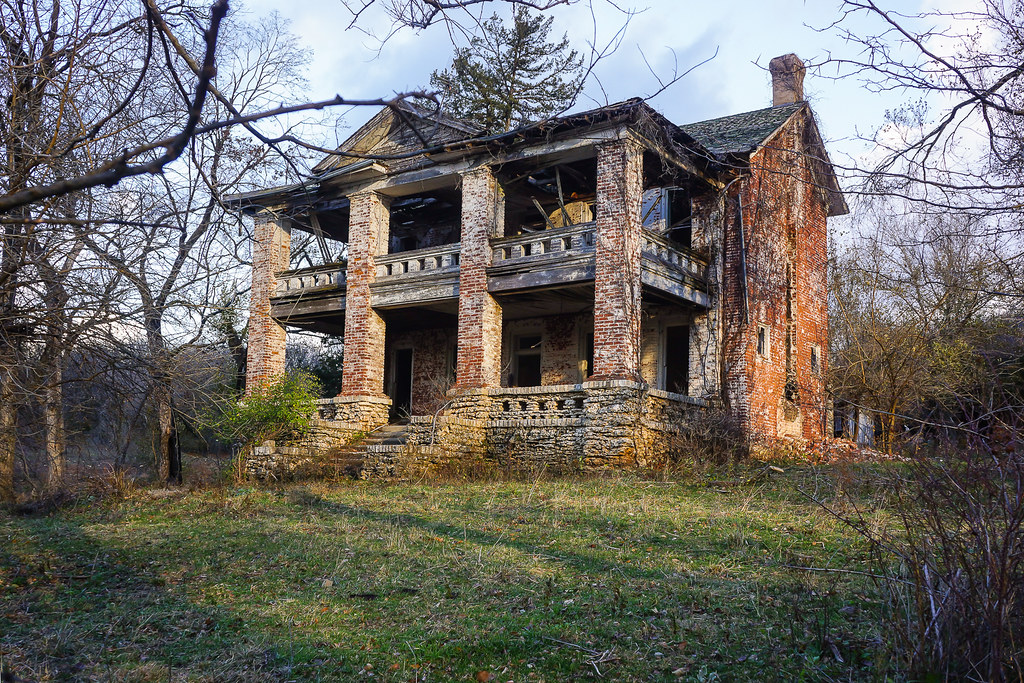 Old Plantation House Ray Kasal Flickr