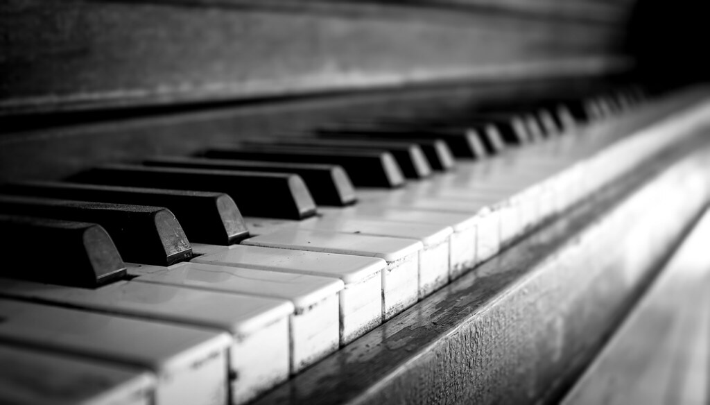 my soul was your piano old piano that was at an