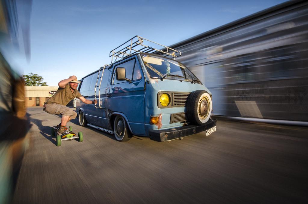 Bw Camper Van >> 'Down & Dirty T25' Matt's feature in Camper & Commercial | Flickr