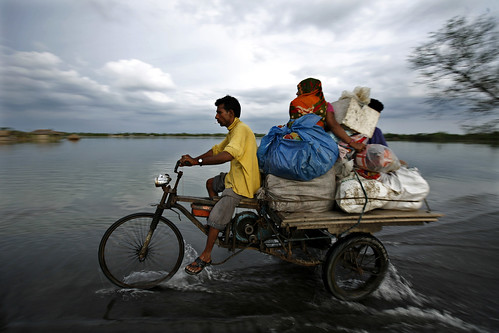Radio cyclone warnings save lives | by undp.bangladesh