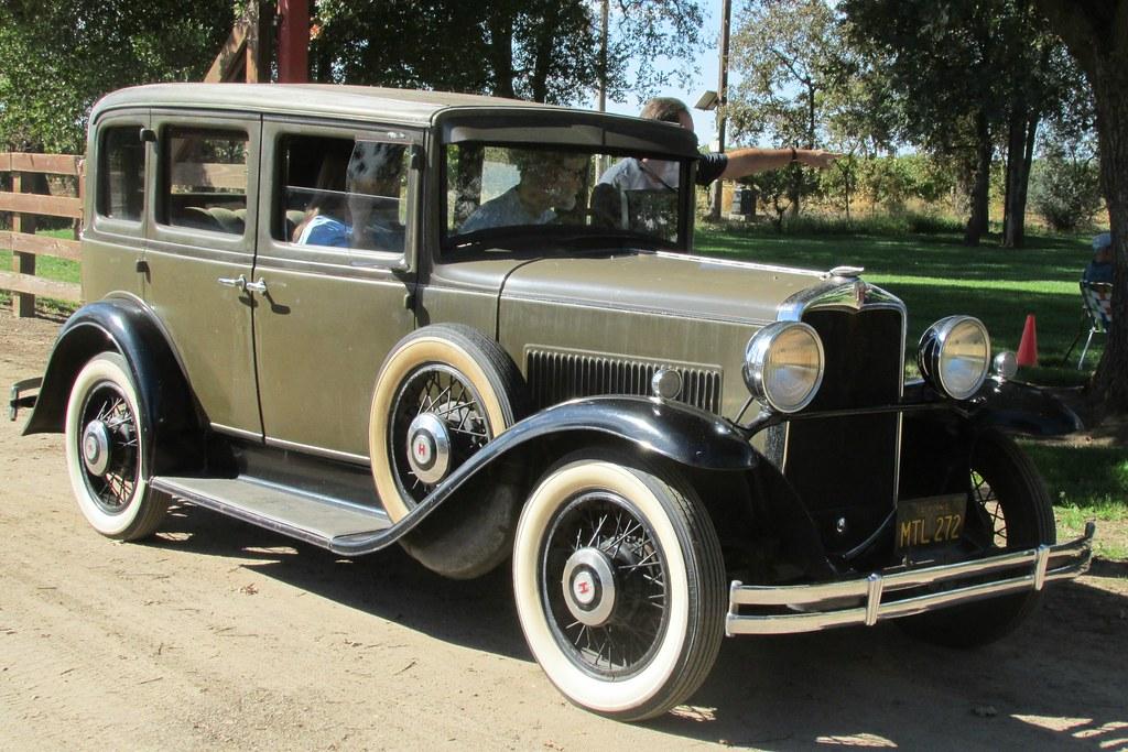 1930 Hupmobile Model S Sedan 'MTL 212 | Photographed at the ...