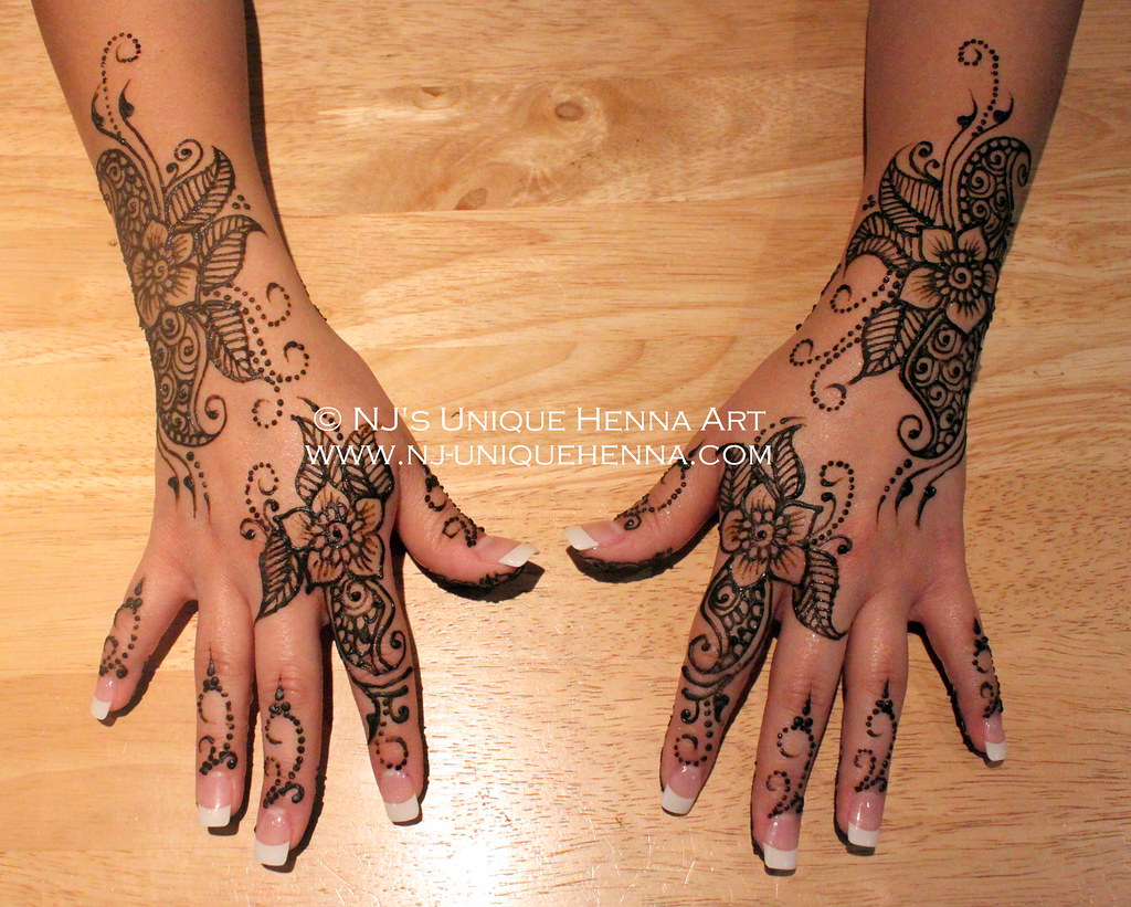 Henna Mehndi New Jersey : Amber s simple bridal henna nj unique art
