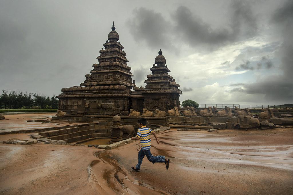 Shore Temple - Mamallapuram | Clicked at Shore Temple ...