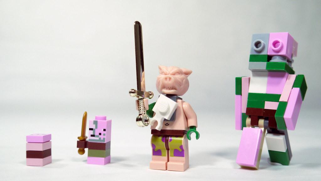 Howto Build Lego Strongarm Nerf Gun