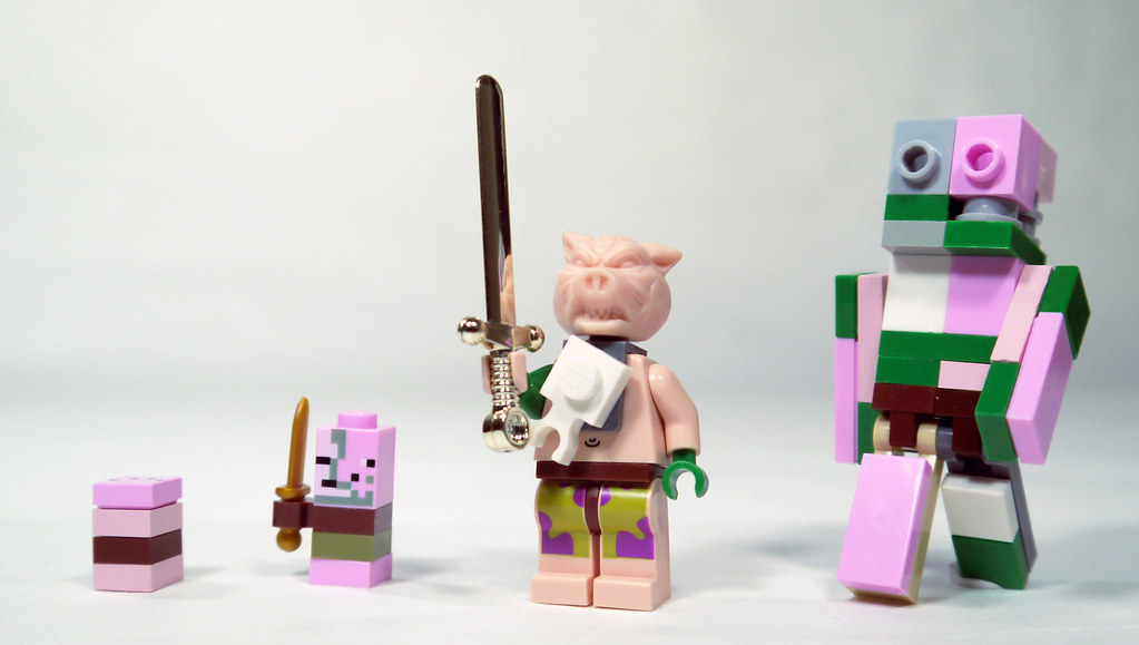 Ho To Build Lego Set