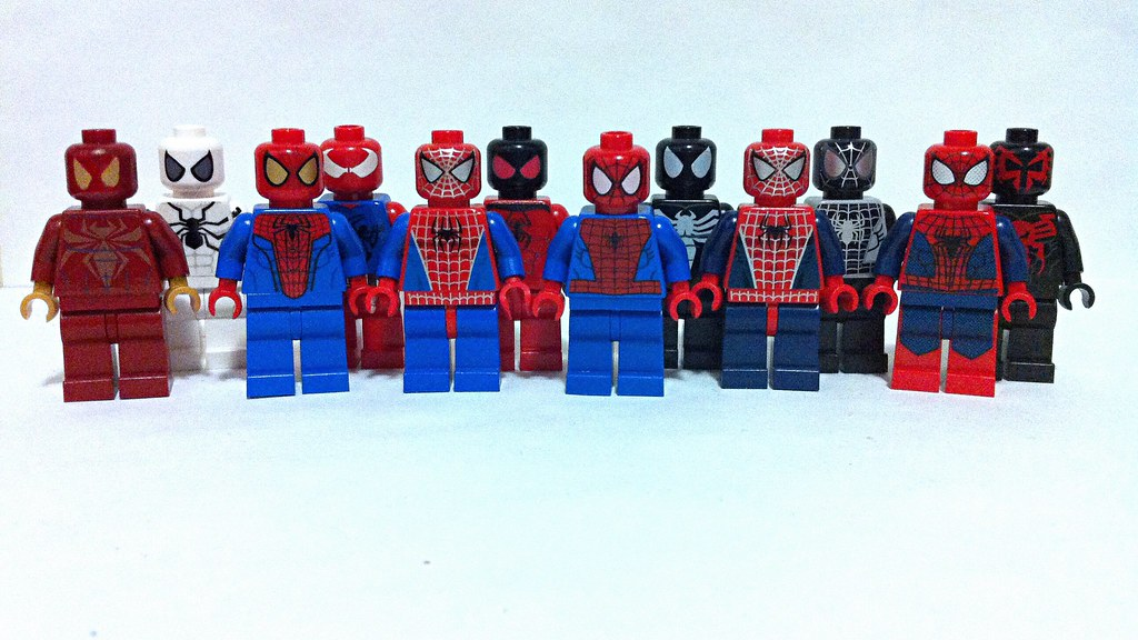 lego scarlet spider decals - photo #34
