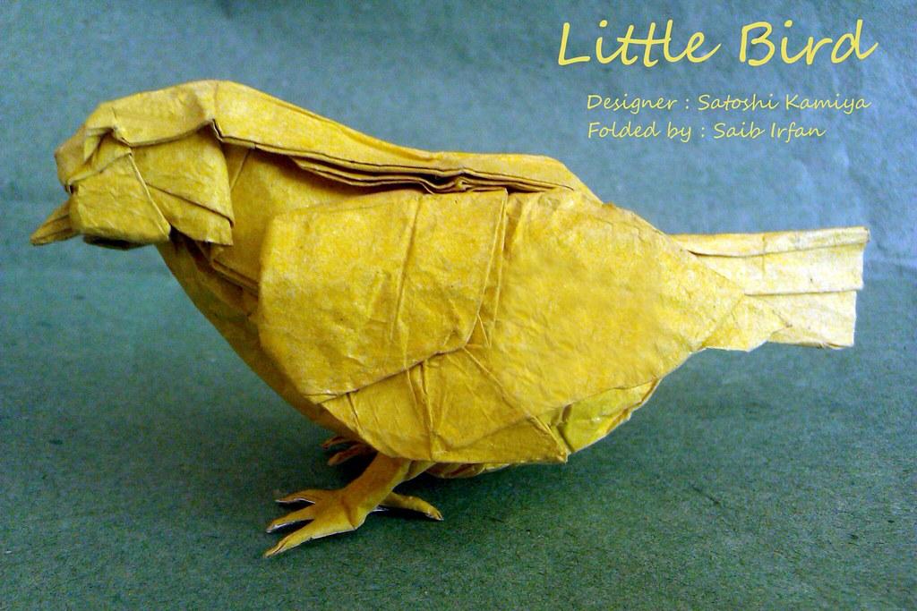 Little Bird   Here's the Little bird by Satoshi Kamiya ! Des ...