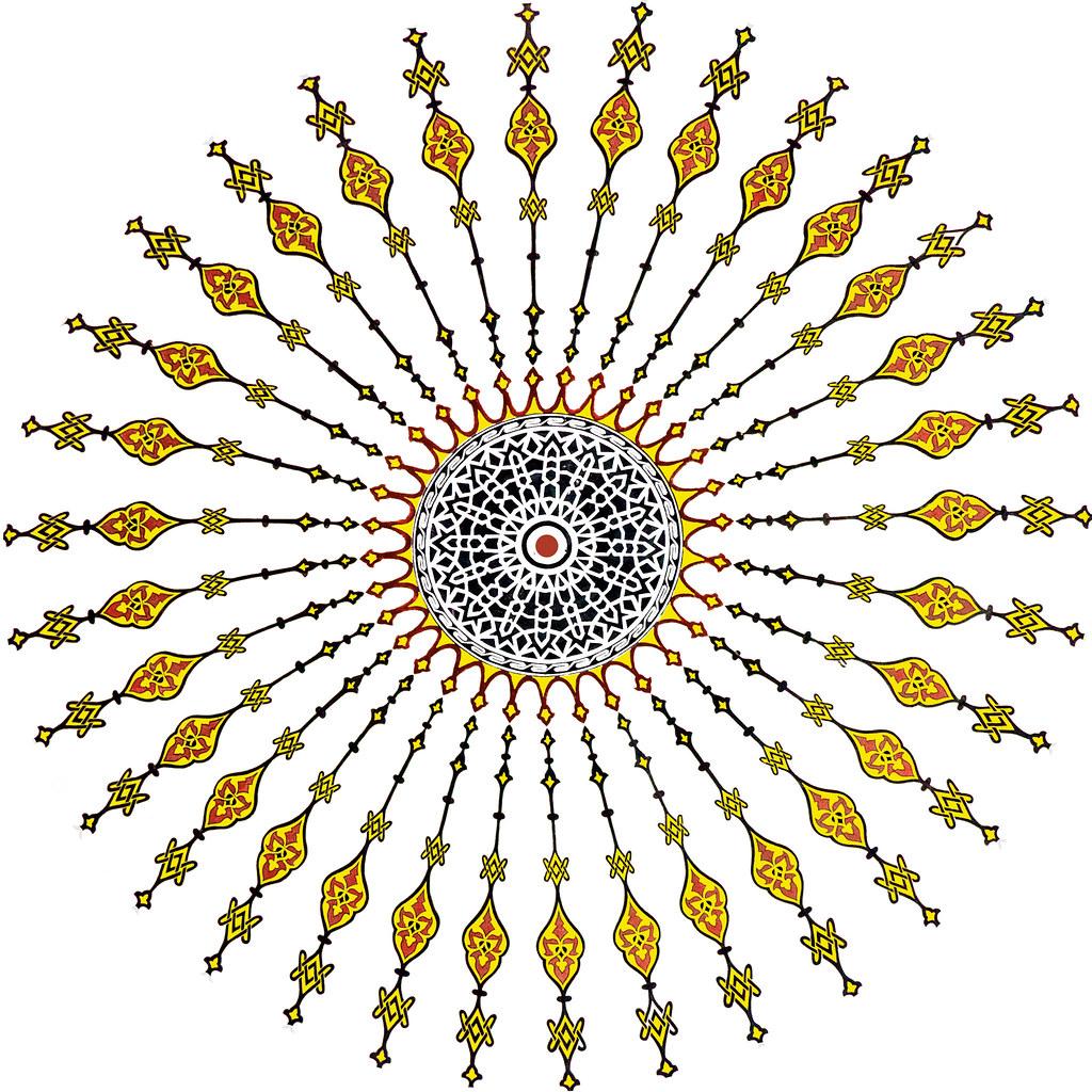 Turkish Design turkish dome ceiling design | john kroll | flickr