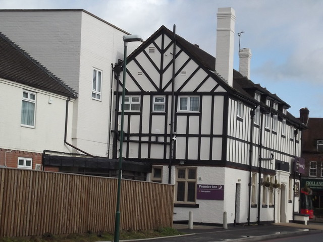 Restaurants Near Premier Inn Cambridge