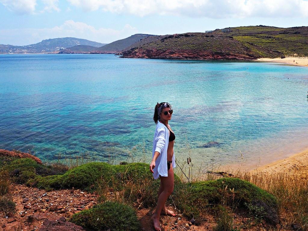 Agios Sostis beach Mykonos 5