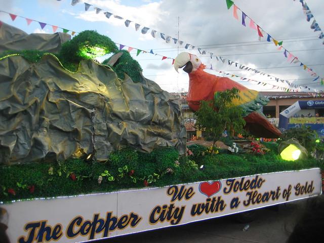 Hinulawan Festival, Toledo City, Cebu Philippines, The College Candy (18)