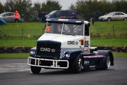 Adam Bint, Volvo Aerodyne 12000, British Truck Racing Championship, Pembrey 2016