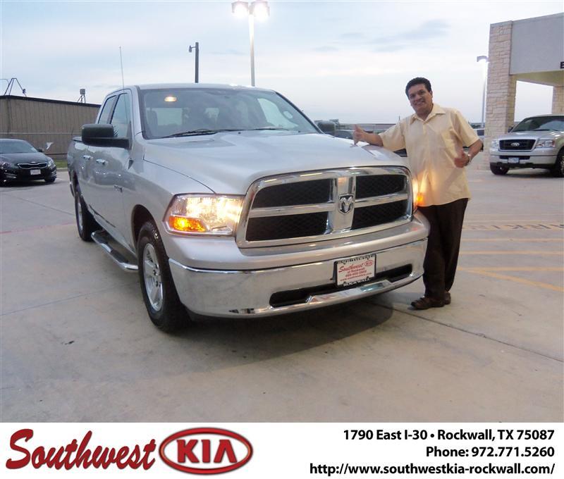 Southwest Kia Rockwall >> Happy Anniversary to Jose Yanez on your 2009 Dodge Truck R… | Flickr