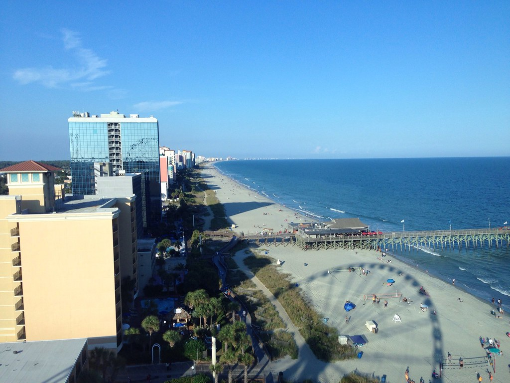 Resorts In Myrtle Beach Sc On Ocean Blvd
