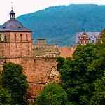 Schloss Heidelberg  - Torturm