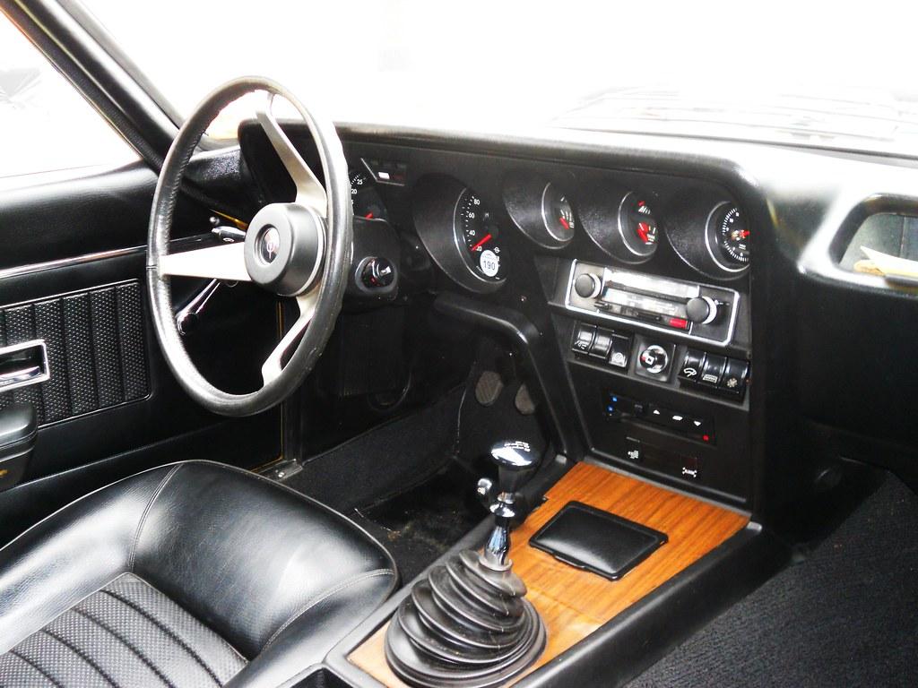 Opel GT 1900 (1968-1973)  Classic Cars Party Berlin-Seeburg