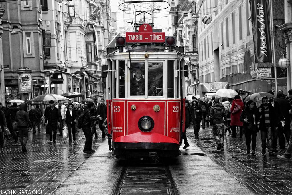Taksim / Beyoğlu | www.tarikbasoglu.com | Tarık Başoğlu | Flickr