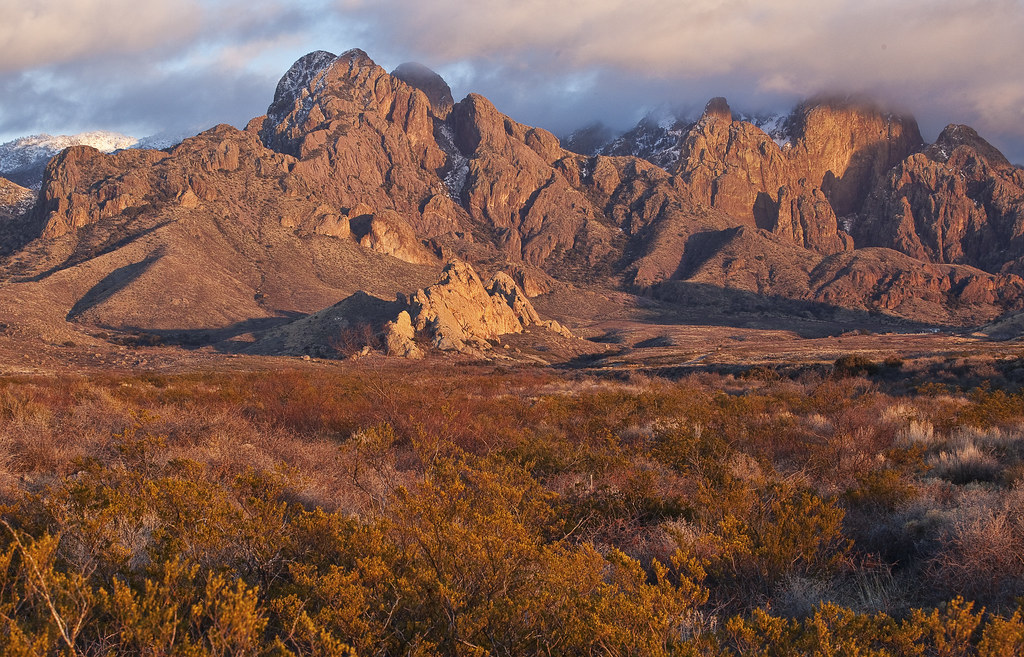Organ Mountains Desert Peaks National Monument The Organ