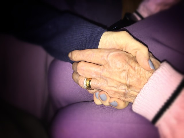 RachelEdna hands
