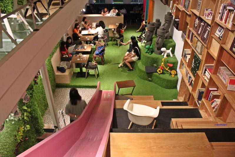 奧蘿茉OROMO -台北咖啡館-不限時間免費網路 (21)