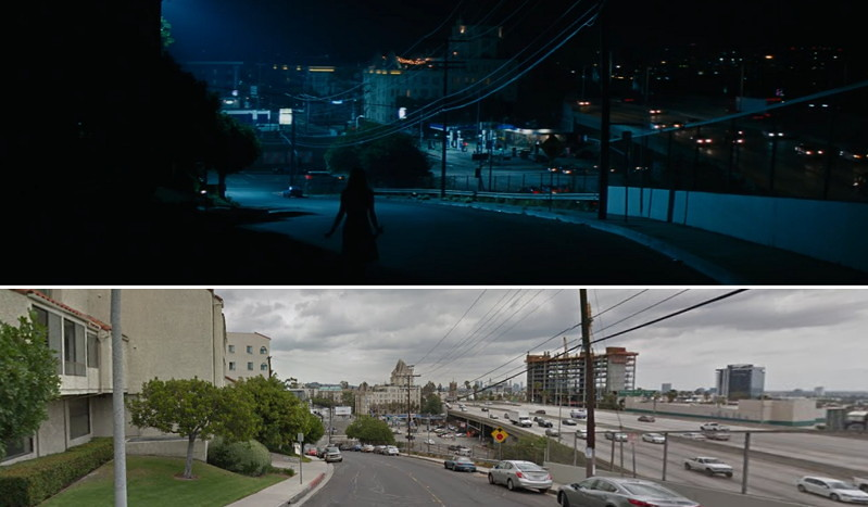La la land movie locations