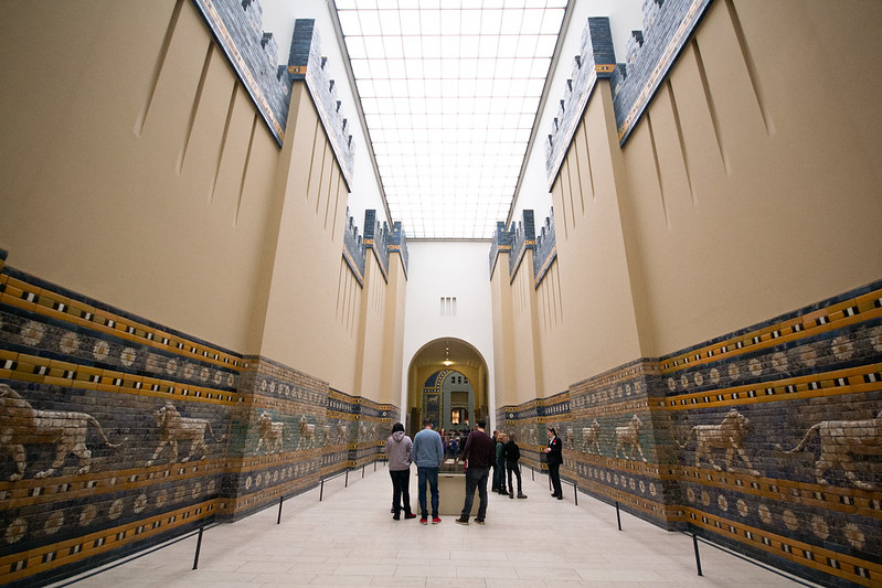 Processional Way to Babylon - Pergamon Museum - Treasures of Berlin's Museum Island | packmeto.com