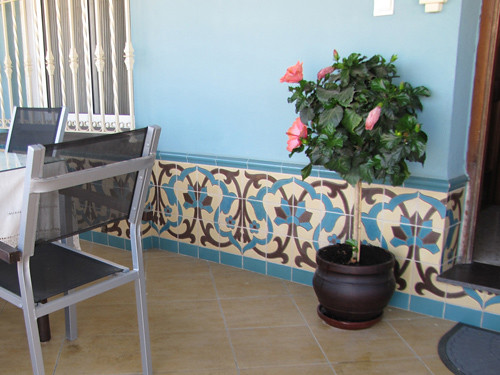 Photo - Azulejos para patio ...