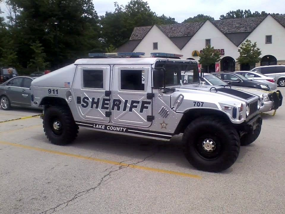 Il Lake County Sheriff S Office Squad 707 Taken By