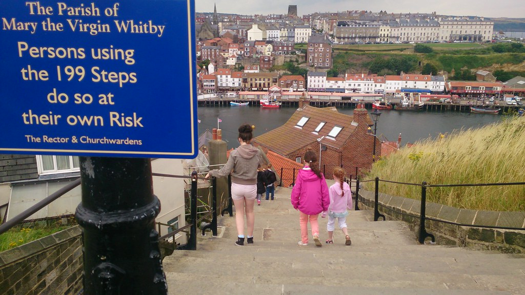 There is a virgin in Whitby | Flickr - Photo Sharing!