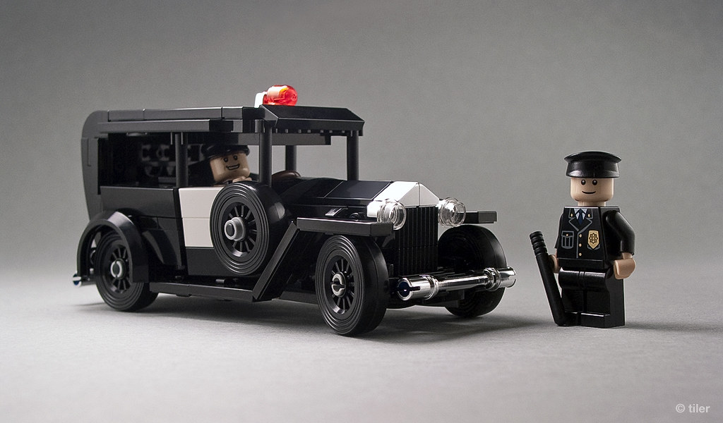 Old Classic Cars >> Lego 1930 Ford Model A – Police _03 | Lego Ford Model A (pol… | Flickr