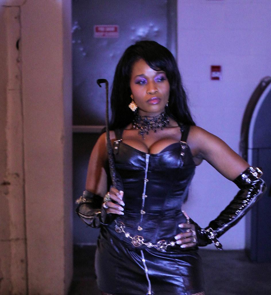 Black lesbian dominatrix-8207
