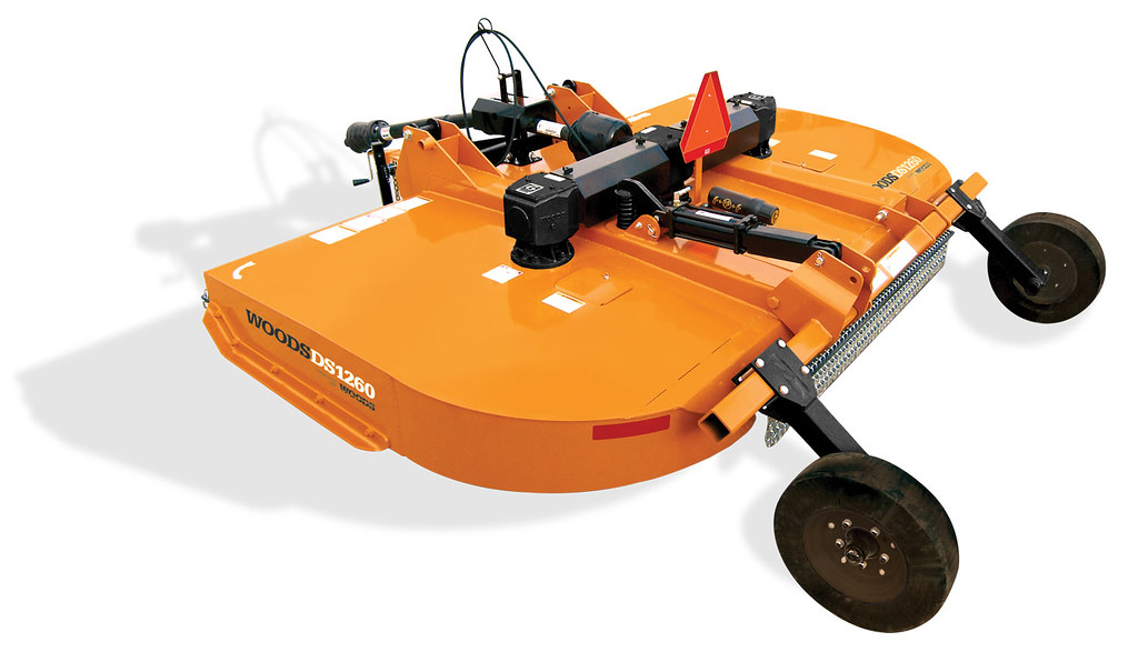 Woods Mower Spindle : Woods heavy duty dual spindles rotary cutter ds flickr