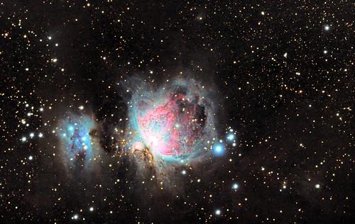 M42 con Startools