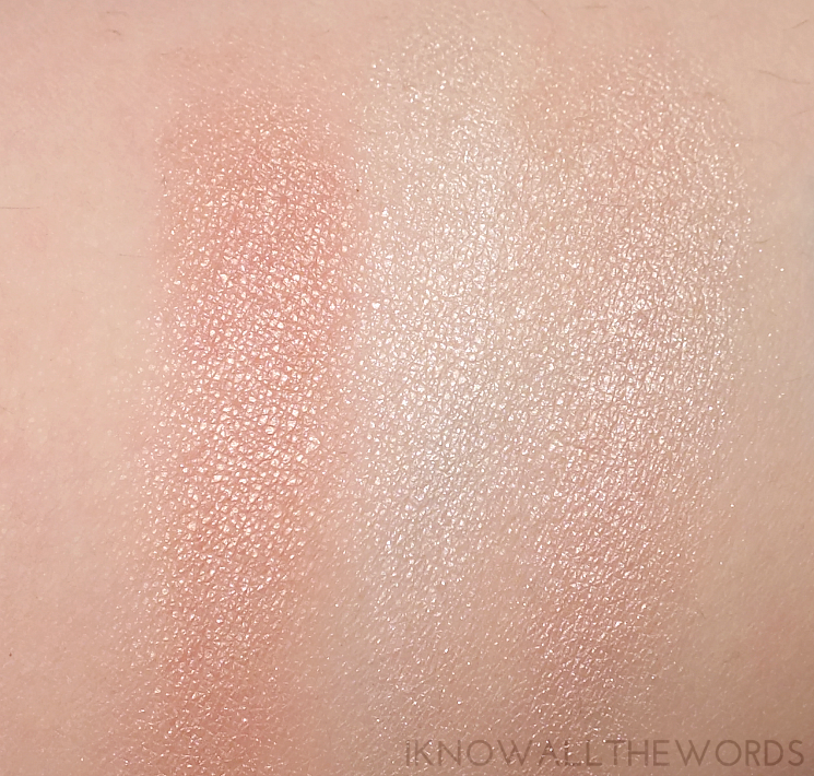 l'oreal true match lumi liquid powder glow illuminator review swatches (4)