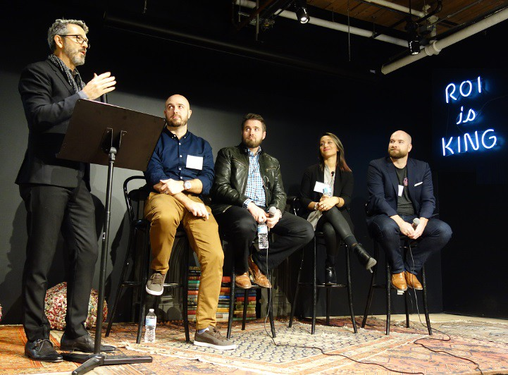 AMA Toronto - networking event - The future of marketing