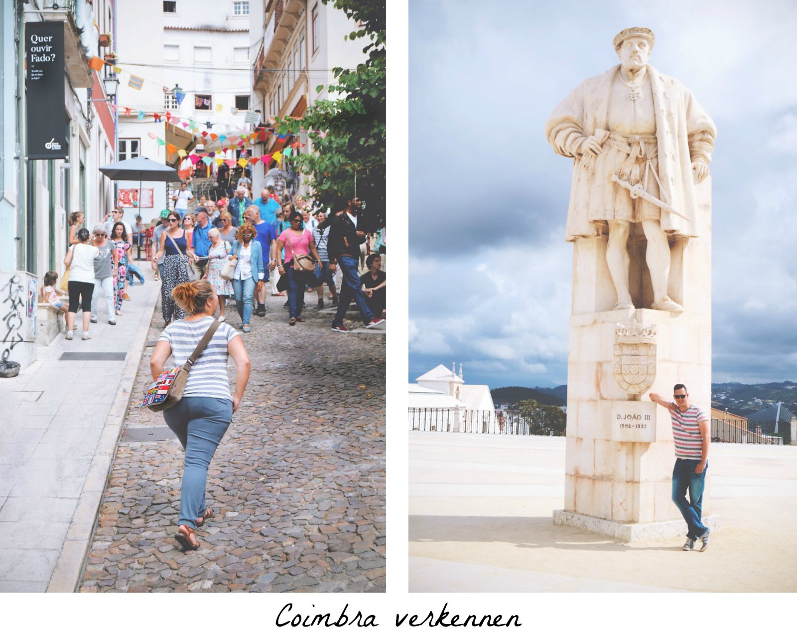 The Coimbra Diaries | via It's Travel O'Clock