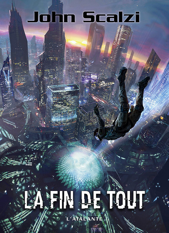 dig the cover to the french edition of the end of all things whatever