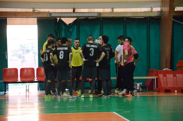 Virtus Aniene vs Forte Colleferro