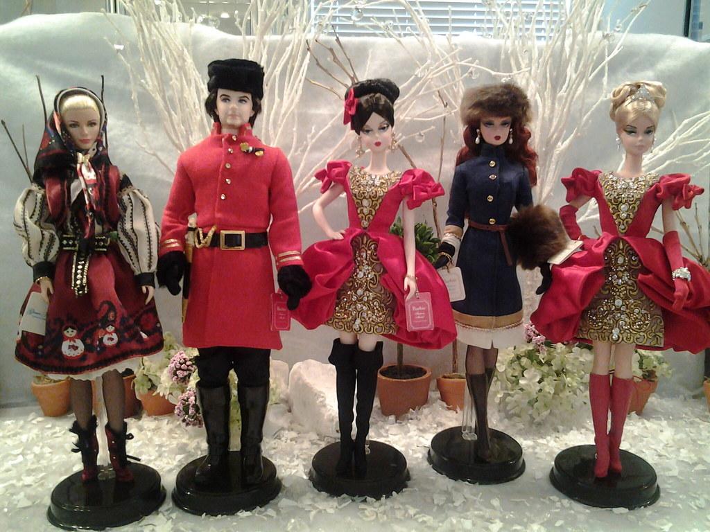 Russian Barbie Doll World