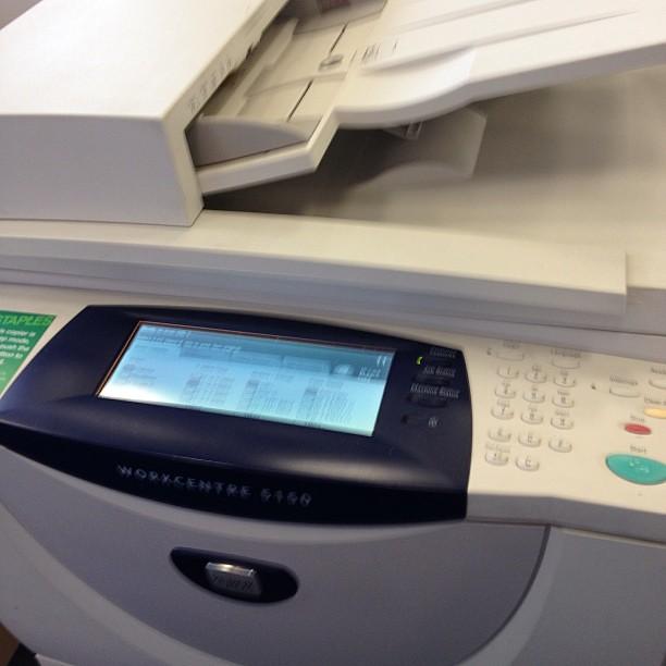 the best copy machine
