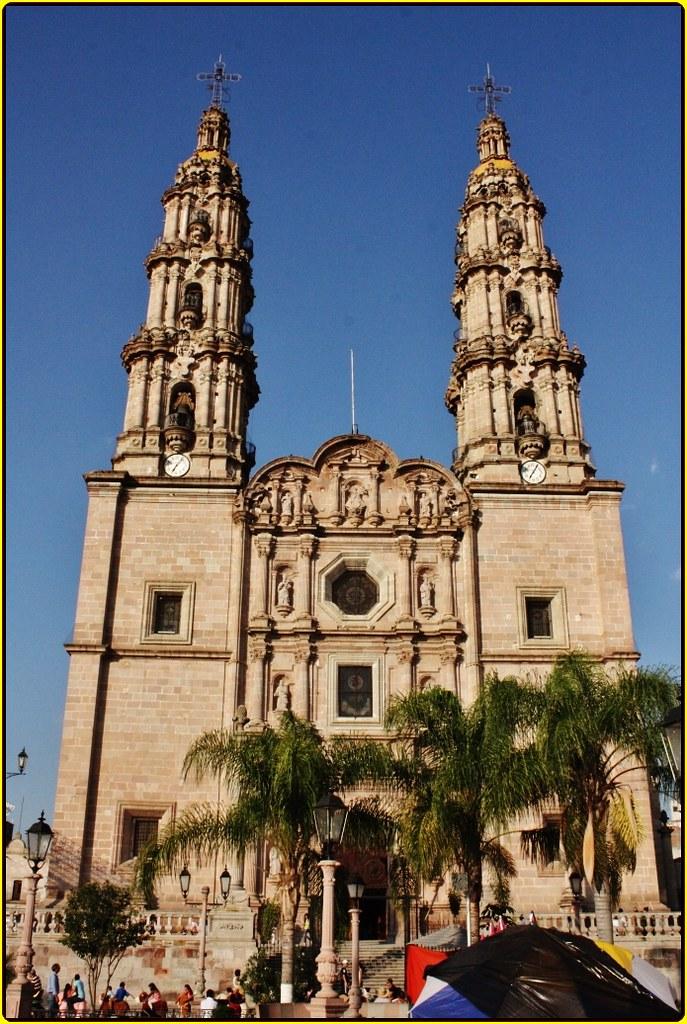 Catedral Bas 237 Lica Nuestra Se 241 Ora De San Juan De Los Lagos